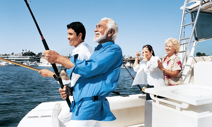 Island Current - Bronx: Morning or Night Fishing Trip for One or Two from Island Current (Up to 62% Off)