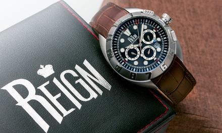 Reign Mens Watch Ronan Collection