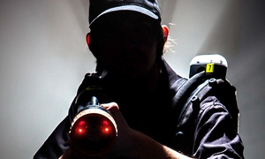 Laser Quest Glasgow: Two Laser Tag Games for Up to Four at Laser Quest Glasgow (Up to 65% Off)