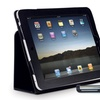 iEssentials Fitted Folio Case with Stylus for iPad 2