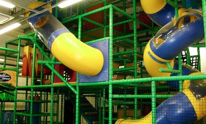 90-Minute Soft Play Area Entry for Up to Two Children and Two Adults at Cookie's Island (Up to 52% Off)