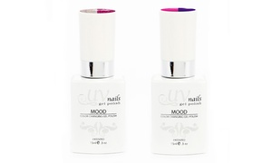 UV-Nails Mood-Changing Gel Polish; 15ml
