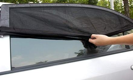 Car Window Sunshade Screen Set: One ($9.95) or Two ($16)