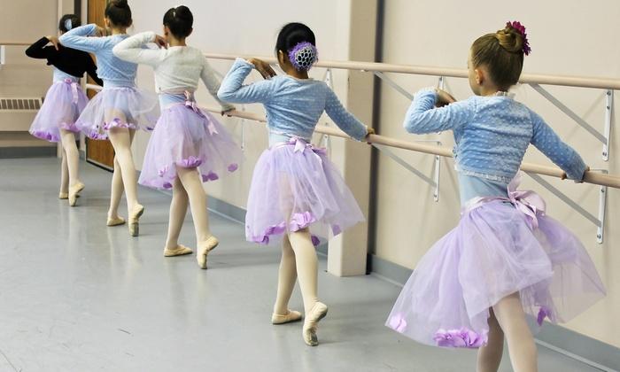 Ballet Society of Colorado Springs - Colorado Springs: $39 for Five Dance Classes at Ballet Society of Colorado Springs ($80 Value)