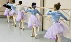 Ballet Society of Colorado Springs: $39 for Five Dance Classes at Ballet Society of Colorado Springs ($80 Value)
