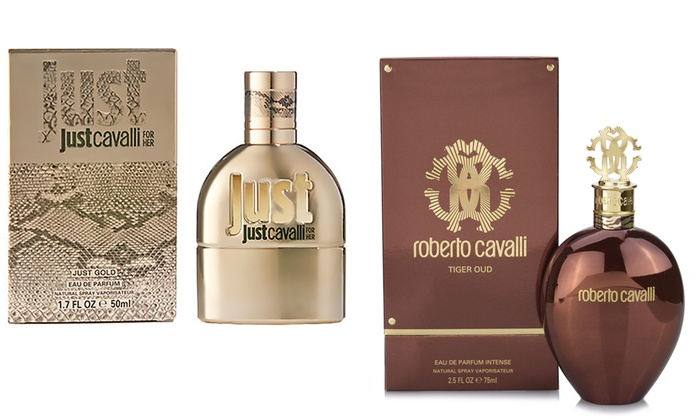 Up To 52 Off Roberto Cavalli Fragrances Groupon