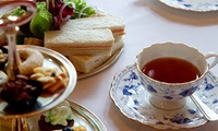 Traditional Afternoon Tea for Two at TC Patisserie