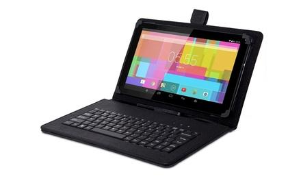 Tastiera GoClever microUSB per tablet Android da 9″ e 10″ con custodia integrata