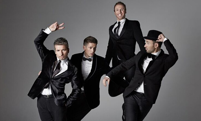 The Tenors - Carpenter Theater: The Tenors on Monday, March 14 at 7 p.m.