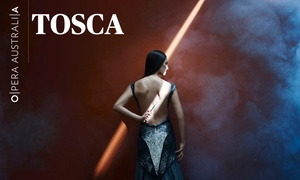 Tosca: Tosca: Ticket, dinner and drink from $99 at the Sydney Opera House