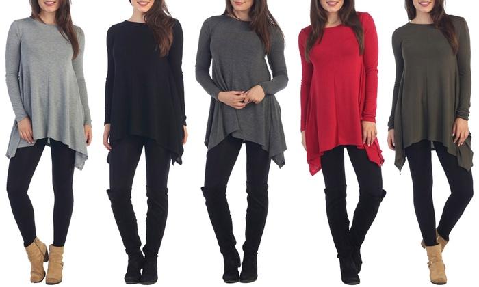 Women's Tunic Sweater