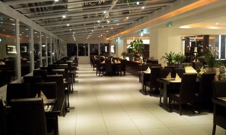 Aziatisch allyoucaneat dinerbuffet incl. live cooking bij Lin Garten net over de grens bij Venlo