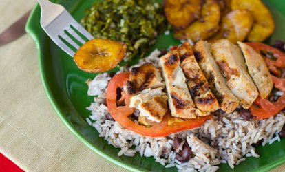image for Cuban Food for Dine-In or Takeout at Cuban Restaurant Chicken Time (Up to 38% Off)