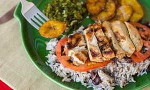 Cuban Restaurant Chicken Time: Cuban Food for Dine-In or Takeout at Cuban Restaurant Chicken Time (Up to 40% Off)