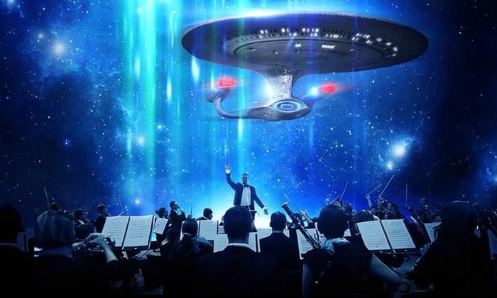 Star Trek: The Ultimate Voyage - Ruth Eckerd Hall: Star Trek: The Ultimate Voyage on January 21 at 7:30 p.m.