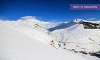 1 forfait de ski dune journée valable pour 1 adulte ou 1 enfant à 10,90 € aux Stations Villages de la Meije