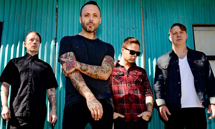 Blue October - The Pavilion at The Toyota Music Factory: Blue October on Saturday, October 21, at 7 p.m.