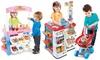 Set supermercato o gelateria