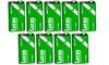 Lucas Batteries Alkaline 9V Long-Lasting Batteries (2- or 9-Pack)