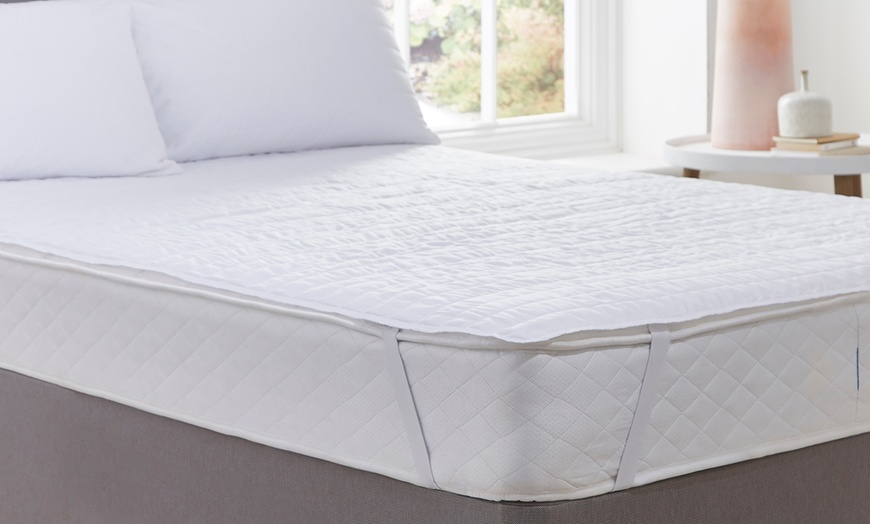 Silentnight Quilted Mattress Protector for £11.99