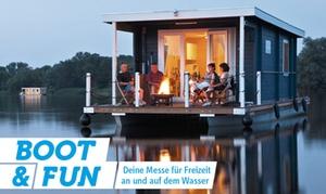 """Boot & FUN Messe: 2 Karten für die Messe BOOT & FUN oder """"Autotage Berlin"""" vom 23.11. bis 26.11. auf der Messe Berlin (bis zu 50% sparen)"""