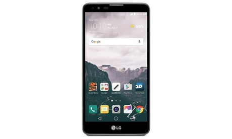 LG Stylo 3 16GB Smartphone for Boost Mobile (New) photo