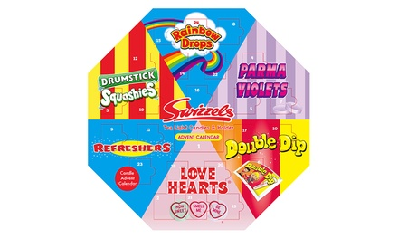 One or Two Swizzles SweetsScented Candle Advent Calendars
