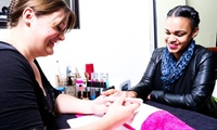 Express Manicure or Pedicure for One from R129 at Hairspray (Up to 65% Off)