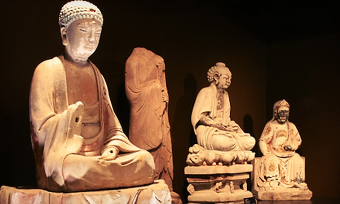 "THEMUSEUM - City Commercial Core: $14 for Visit to ""Dazu Rock Carvings"" and ""Avatar"" Exhibits at THEMUSEUM ($28.25 Value)"