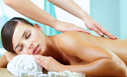 One-Hour Hot Stone, Swedish or Aromatherapy Massage with Optional Facial at Beauty Boss (Up to 70% Off)