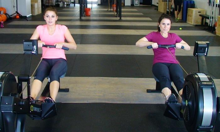 CrossFit Village Berwyn - Berwyn: Five CrossFit Classes, or One or Two Months of Unlimited Classes at CrossFit Village Berwyn (Up to 57% Off)