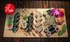 Sushi: Bezpieczna dostawa oraz odbiór z restauracji