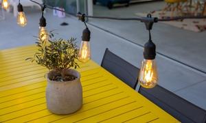 Guirlande Lumisky 10 ampoules