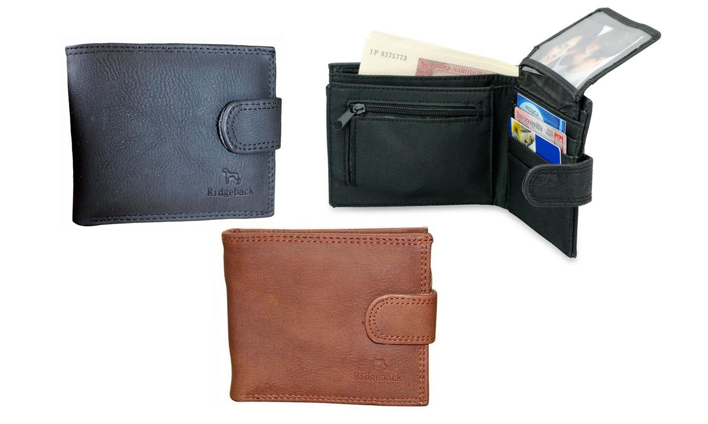 Ridgeback Elegant Men's Wallet