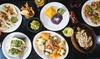 Up to 33% Off Food and Drink at Las Cazuelas