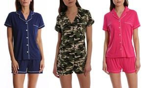 3fbdacb864 Lounge & Sleepwear - Pajamas, Deals & Discounts | Groupon