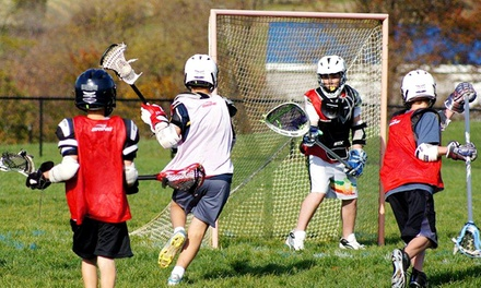 Lacrosse Clinic or Day-Camp Session at Performance Lacrosse (Up to 59% Off)