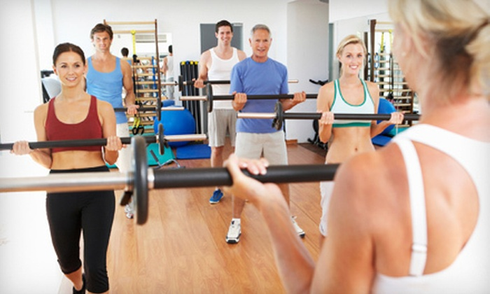 The Firm Fitness Studio - Central Business District: 5 or 10 Fitness Classes at The Firm Fitness Studio (Up to 65% Off)