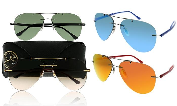 424e1033d91 Ray-Ban Tech Aviator Sunglasses for Men and Women