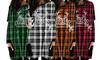 Merry Christmas Check Print Pocket Dress