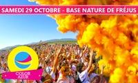 1 Billet pour le Color Azur, l'événement le plus coloré de la Côte d'Azur, dès 14 €