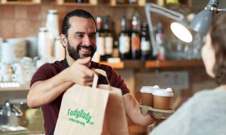 Escoge 5 o 10 comidas take away a elegir entre más de 50 restaurantes desde 13,95 € en fudybudy.com