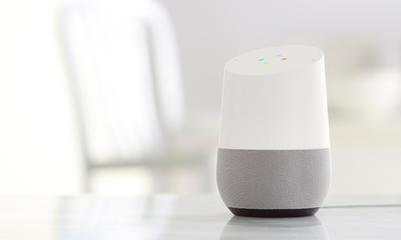 Google Home for AED 729