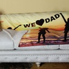 Up to 79% Off Custom Full-Color Print Ultraplush Sherpa Blankets