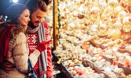 Metz - Marché de Noël: 1 à 3 nuits avec pdj pour 2 ou 4