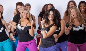 Queen City DanceOut: 5 or 10 Zumba Fitness Classes from Queen City DanceOut (Up to 55% Off)