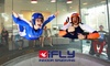 iFly Indoor Skydiving - Multiple Locations: Indoor Skydiving Flights Package for One Person at iFLY Indoor Skydiving, Gold Coast & Sydney (up to $189 Value)