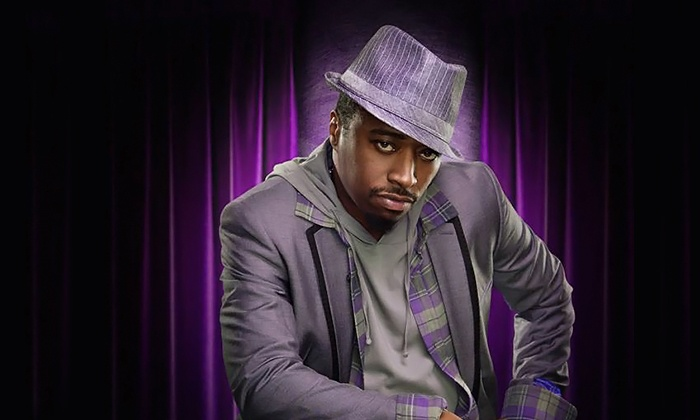 Eddie Griffin - Live Standup Comedy Jam - The Historic Bal Theatre: Eddie Griffin - Live Standup Comedy Jam at Historic Bal Theatre on May 18 at 7 p.m. (Up to $76.74 Value)