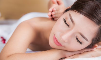 Facial, Body Scrub, Scalp Massage