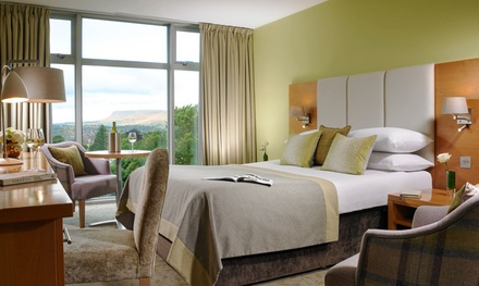 Co. Sligo: 1 or 2 Nights for Two with Irish Breakfast, Dining Credit, Wine and Late CheckOut at 4* Sligo Park Hotel